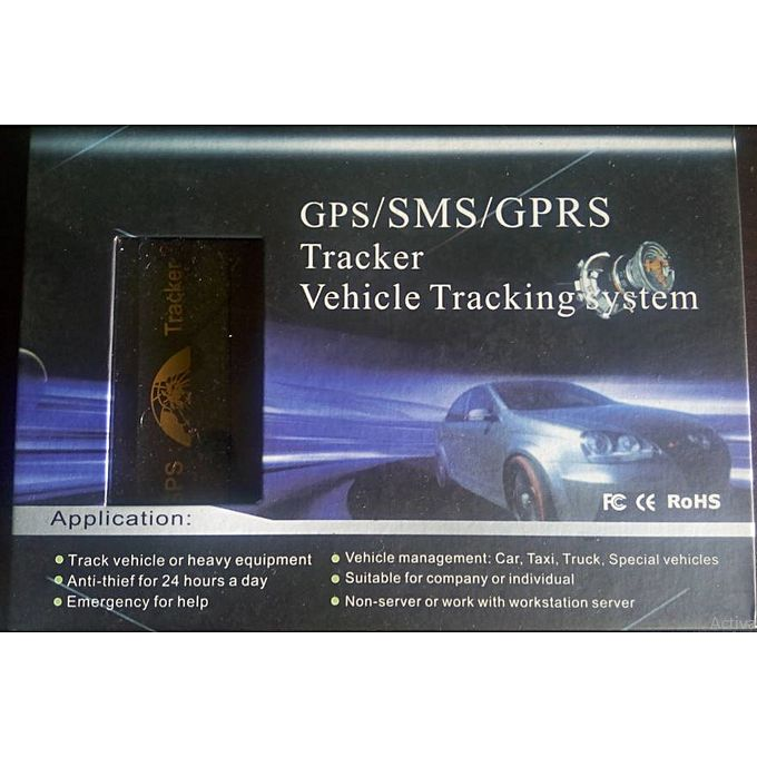 STANIFICENT CAR TRACKING DEVICE - GSM/ GPRS/ GPS Vehicle Tracker